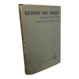 "1963 ""Beyond the Fringe"" First Edition Book For Sale"