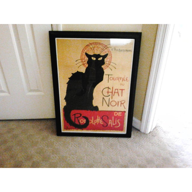 """Tournee Du Chat Noir"", Framed Poster - Image 2 of 6"