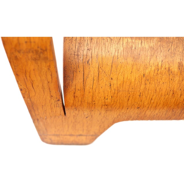 """Plywood """"Lawo"""" Lounge Chair by Han Pieck For Sale - Image 7 of 10"""