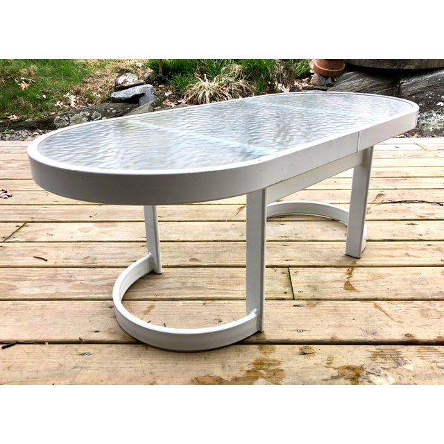 Modern Winston Patio Coffee Table For Sale - Image 4 of 10