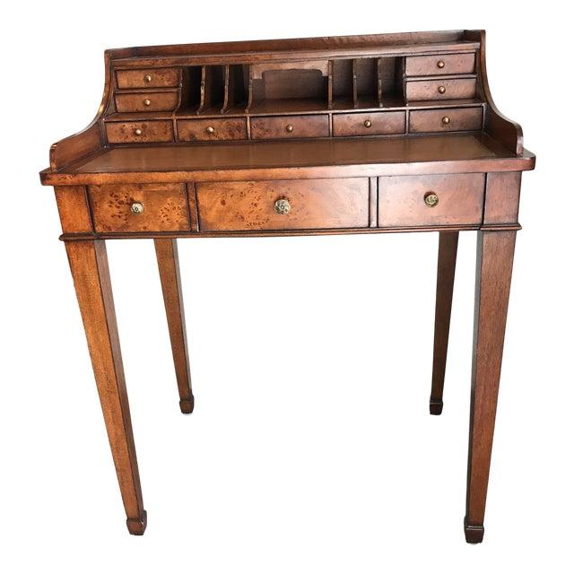 Vintage Ethan Allen Writing Desk For Sale