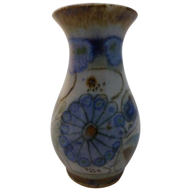 Vintage Ke Mexican Pottery Bud Vase - Image 1 of 6
