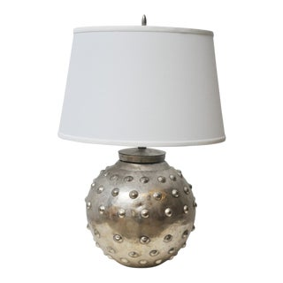 Studded Lamp by Sarreid Ltd