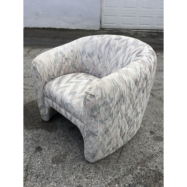 1980s Vintage Sculptural Steve Chase Lounge Chairs- A Pair For Sale In Los Angeles - Image 6 of 13