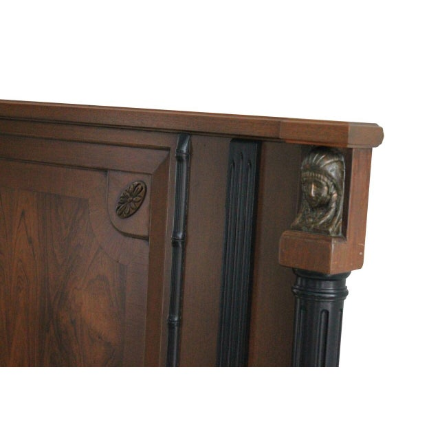 French Empire King Headboard - Image 3 of 3