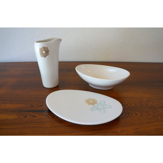 Russel Wright Solar Cream & Sugar Set - Image 5 of 9