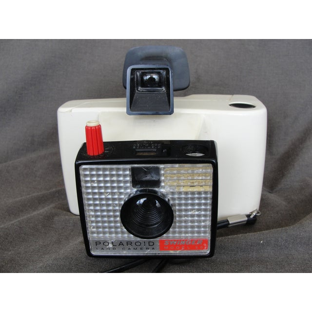 Instant Polaroid Swinger Model 20 Land Camera - Image 3 of 7