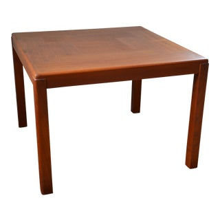 Vejle Stole-Og Mobelfabrik Danish Modern Teak End Table
