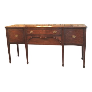 Kittinger Mahogany Sideboard For Sale