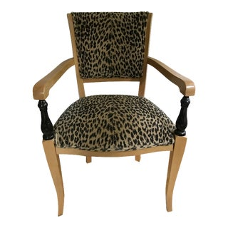 French Empire Style Armchair