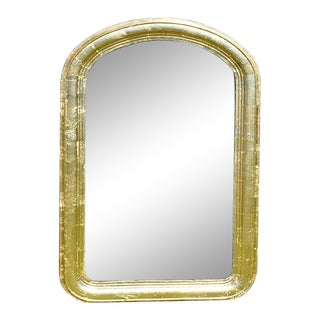 Louis Philippe Mirror in Gilt Wood Frame For Sale
