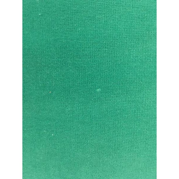 Emerald Green Velvet Pillow Cover - Image 2 of 3
