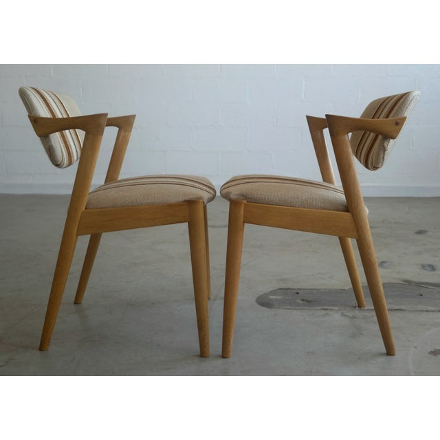 Kai Kristiansen Model 42 Dining Chairs - Set of 6 - Image 3 of 9
