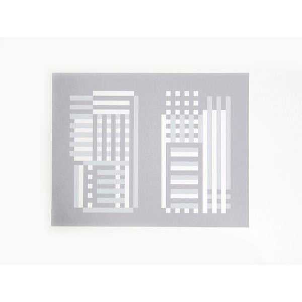 "Josef Albers "" Portfolio 2, Folder 12, Image 1"" Print For Sale"