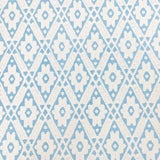 Image of Boho Chic Quadrille Viennese Linen Designer Fabric by the Yard For Sale