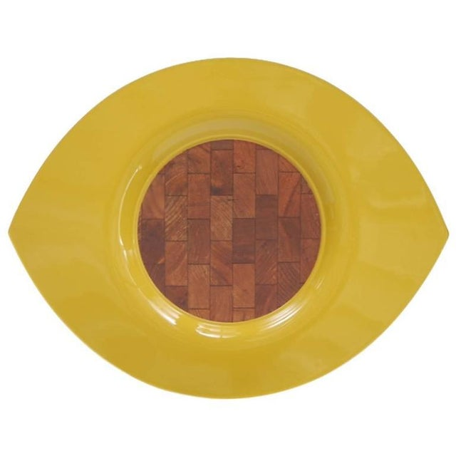 Lacquered Tray Designed by Jens Quistgaard for Dansk For Sale In Providence - Image 6 of 6