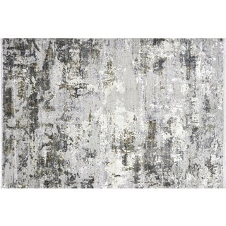 "Nalbandian - Contemporary Turkish Cosmos Rug - 6'6"" X 9'6"" For Sale"