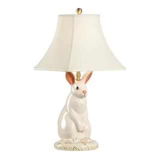 Wildwood Dignified Rabbit Table Lamp For Sale