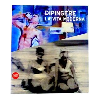 Italian Modern Art Catalogue, Illustrated For Sale