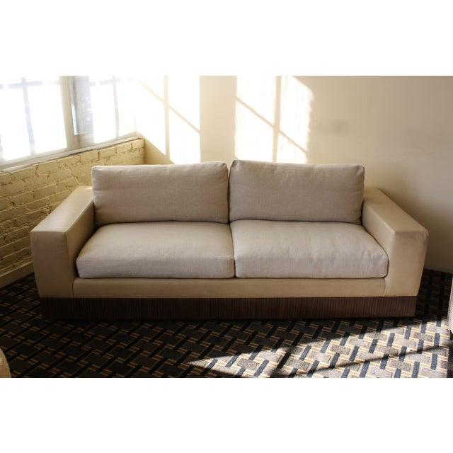 McGuire Bill Sofield Solange Sofa - Image 5 of 7