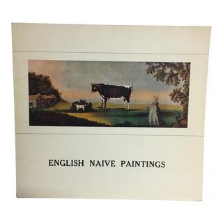 Book of English Naive Paintings, 1980