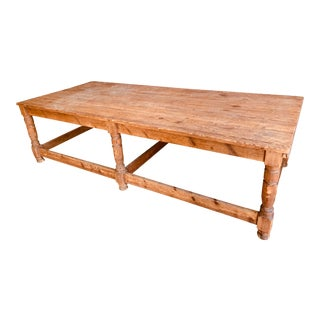 1800s French Farmhouse Table For Sale