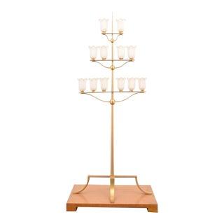 Monumental T.H. Robsjohn-Gibbings Floor Lamp