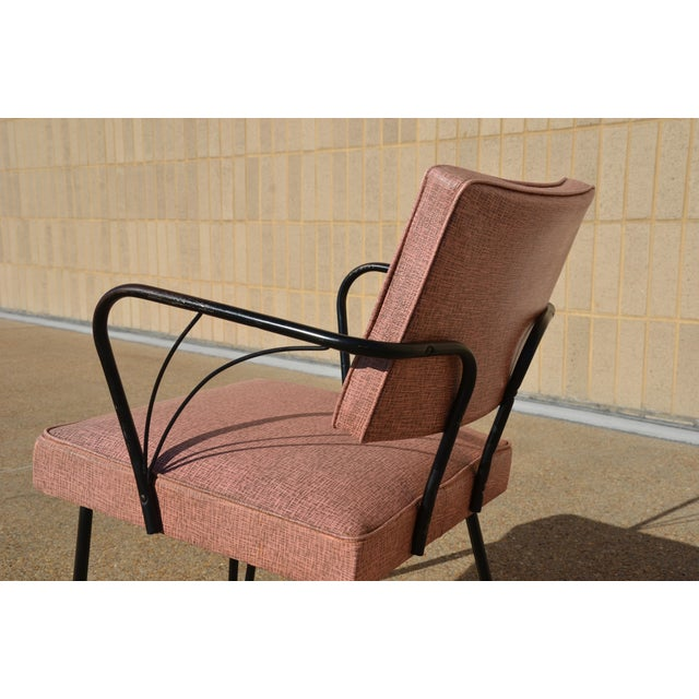 Vintage Mid-Century Modern Viko Baumritter Lounge Chair For Sale - Image 10 of 13