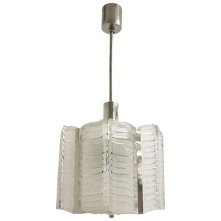 Hexagonal Pendant by Kalmar For Sale