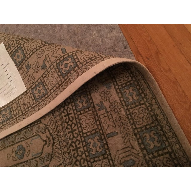 Restoration Hardware Zara Rug - 6' x 9' - Image 4 of 5