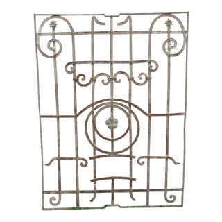 Antique Victorian Salvage Gate For Sale