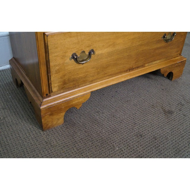 Ethan Allen 1776 Collection Tall Chest For Sale - Image 10 of 10