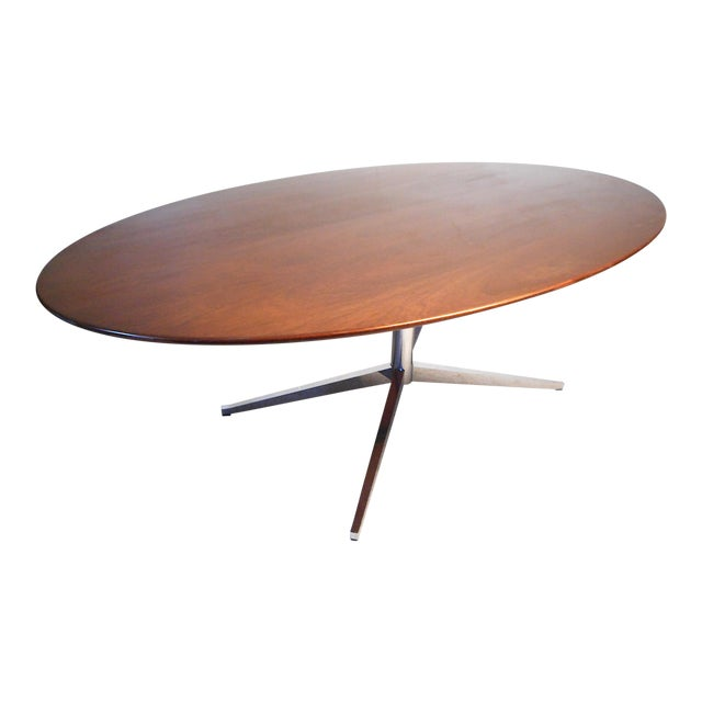 Midcentury Dining Table by Knoll For Sale