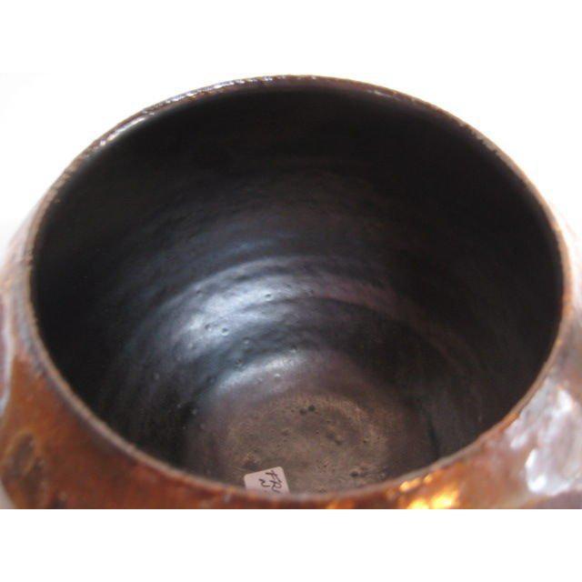 Mid-Century Modern 1960s Organic Modern Frans Wildenhain Ceramic Vase For Sale - Image 3 of 6
