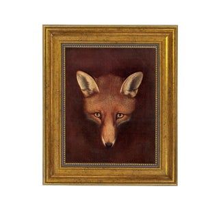 Reinagle Renard The Fox Oil Reproduction Painting For Sale