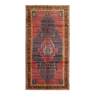 "Koliai Vintage Persian Rug, 4'9"" x 9'4"""