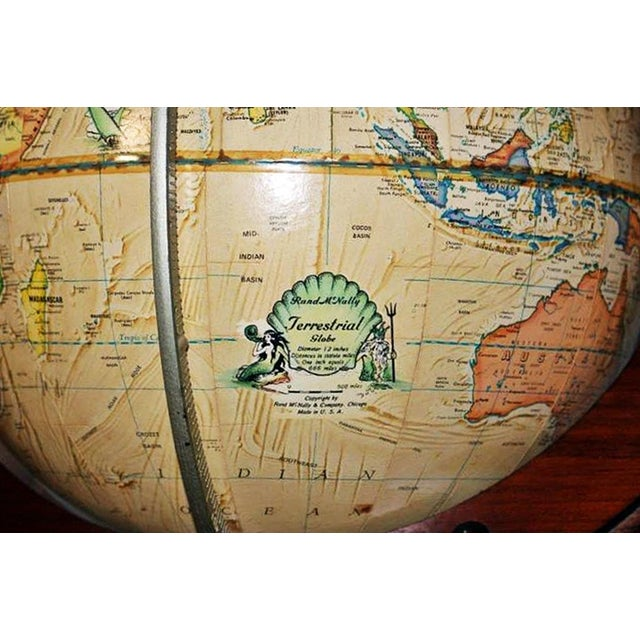 Rand-McNally Floor Globe - Image 6 of 6