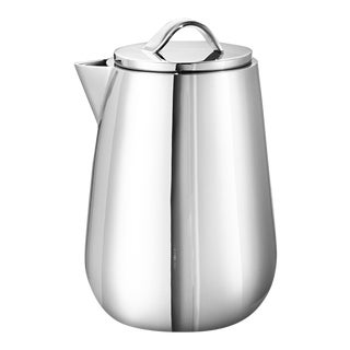 Georg Jensen Modern Helix Milk Jug For Sale