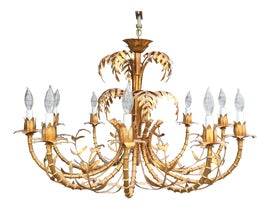 Image of Gold Chandeliers