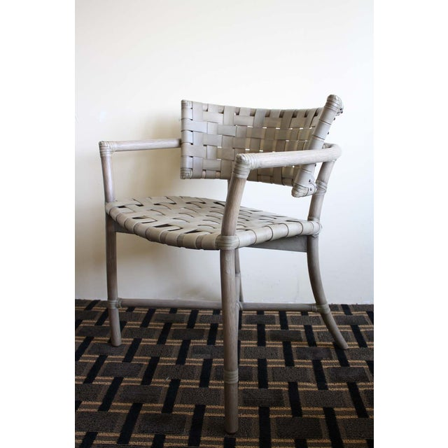 McGuire Steven Volpe Crin Arm Chair - Image 2 of 6
