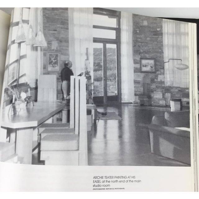 Frank Lloyd Wright Rare Teater's Knoll Book by Henry Whiting For Sale In Atlanta - Image 6 of 13