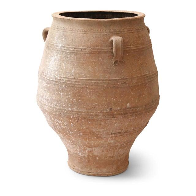 Antique Greek Olive Jar For Sale - Image 11 of 12