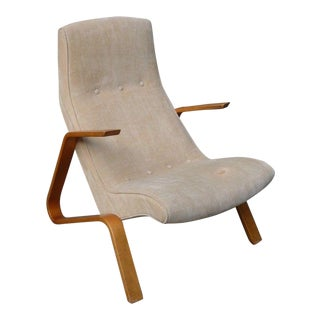 1950s Vintage Eero Saarinen for Knoll Grasshopper Chair For Sale