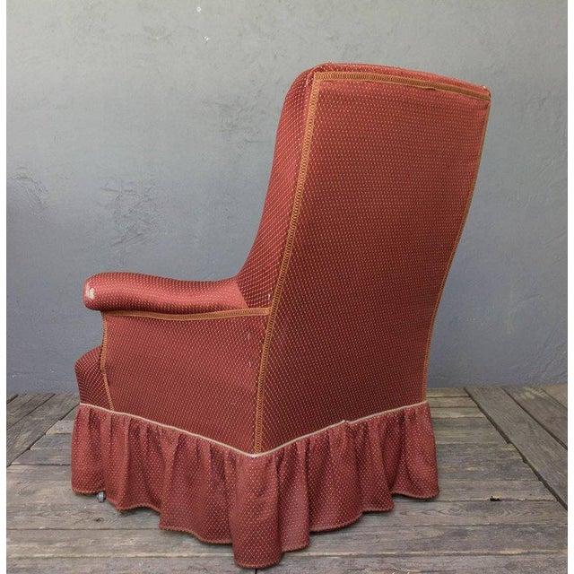 Napoleon III Armchair - Image 4 of 9
