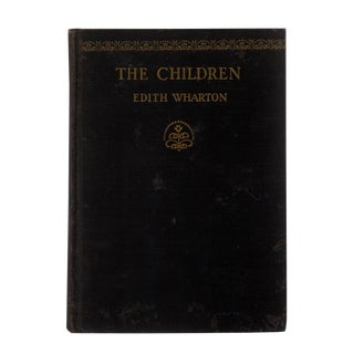 "1928 ""First Edition, the Children"" Collectible Book For Sale"
