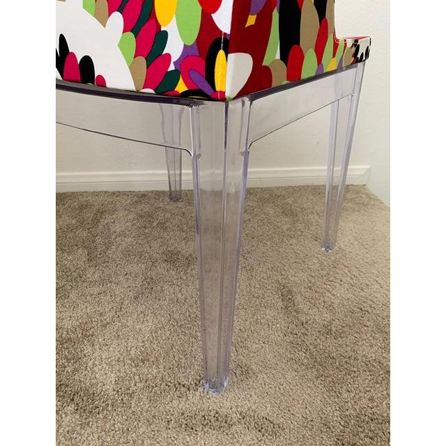 2000 - 2009 Kartell Phillipe Starck Missoni Mademoiselle Replica Chair For Sale - Image 5 of 9