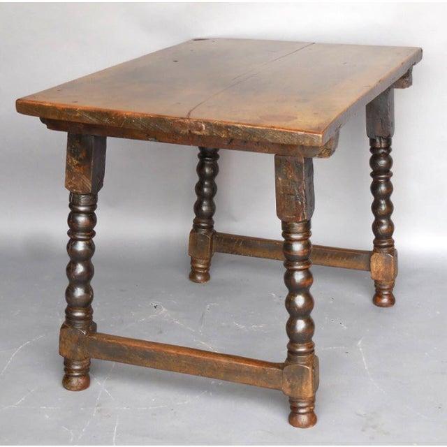 18th Century Spanish Table - Image 4 of 11