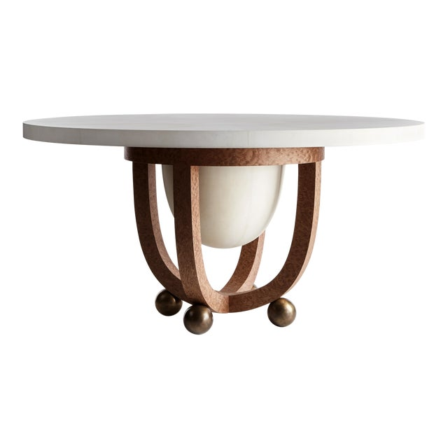 Drum Dining Table For Sale