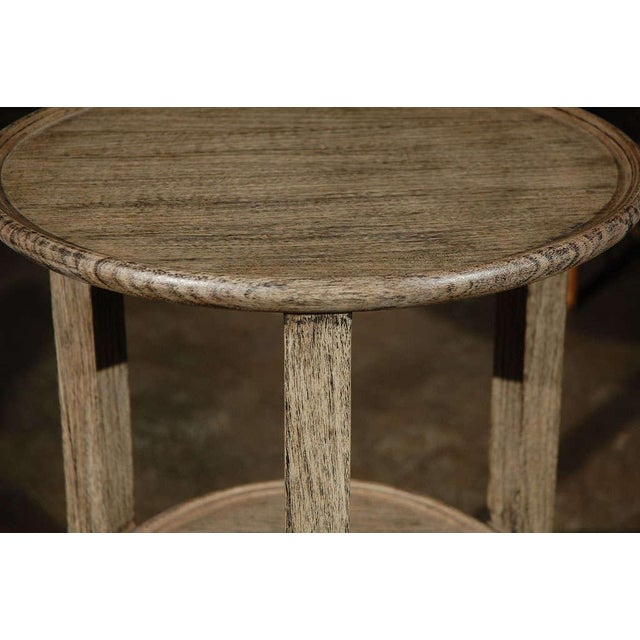 Not Yet Made - Made To Order Paul Marra Pasadena Table For Sale - Image 5 of 8