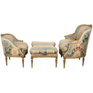 French Neoclassical Style Duchesse Brisse For Sale